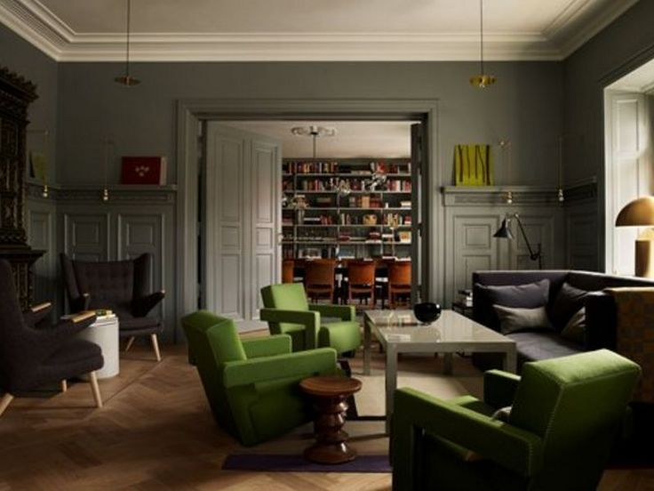Ett Hem, an unusual hotel located in Stockholm by Studioilse