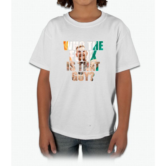 conor mcgregor - who the fook is that guy? Young T-Shirt