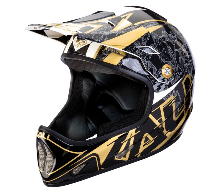 Kali Protectives Avatar X Full Face Helmet