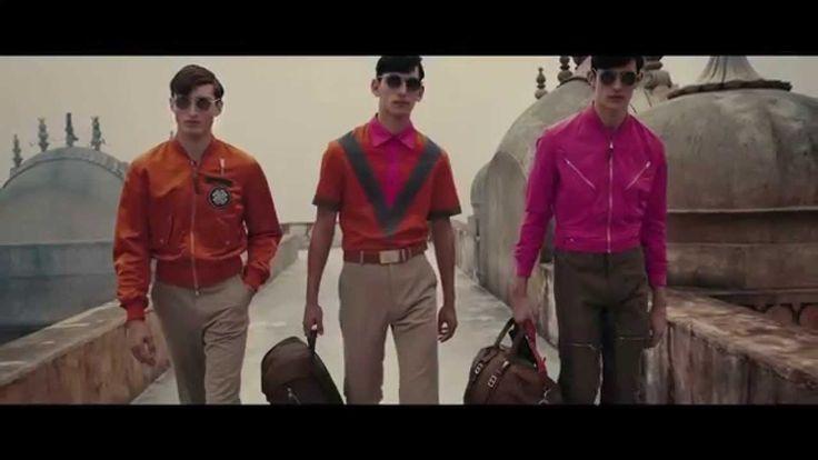 Louis Vuitton Men's Spring 2015 Collection