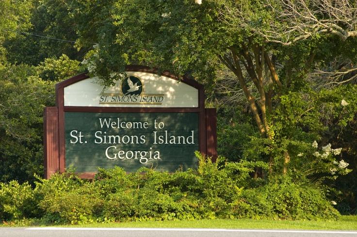 Welcome to St. Simons Island, Georgia!  www.GoldenIsles.com