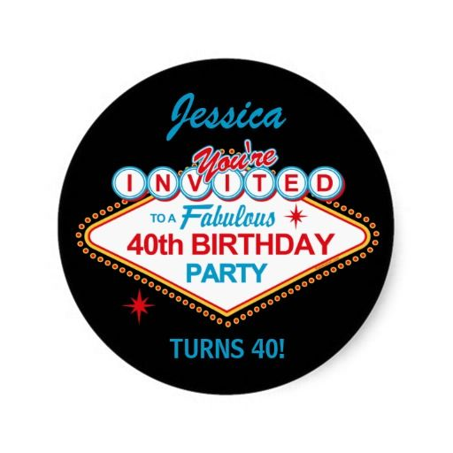31 Best Vegas Baby! Mike's 40th Birthday Images On Pinterest