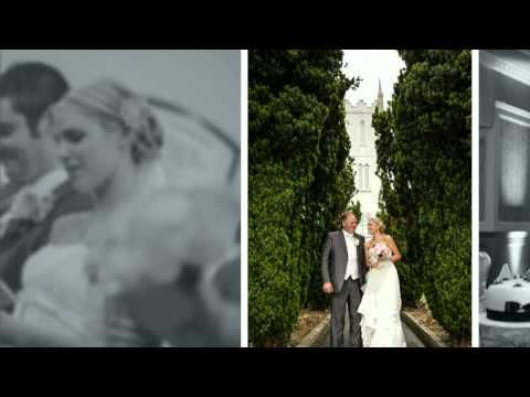 Melissa & Michael wedding at Birr County arms hotel - YouTube
