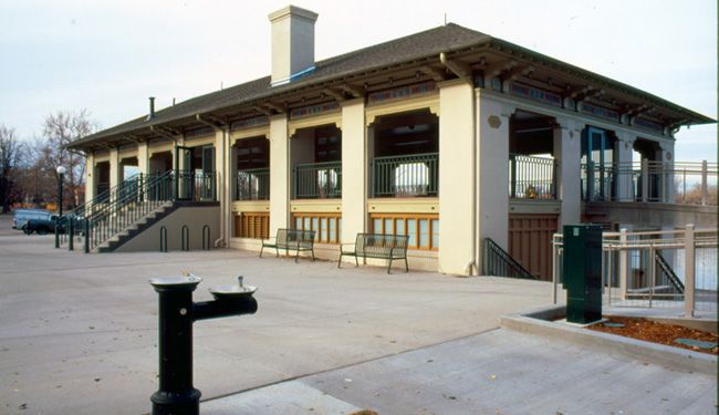 Washington Park Boathouse | Denver Parks and Recreation option for venue outdoor wedding