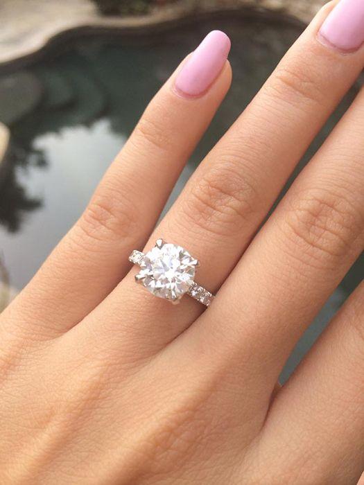 Corbin Bleu Sasha Clements Engagement Ring