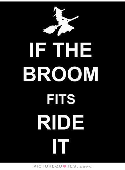 Ride It Broom