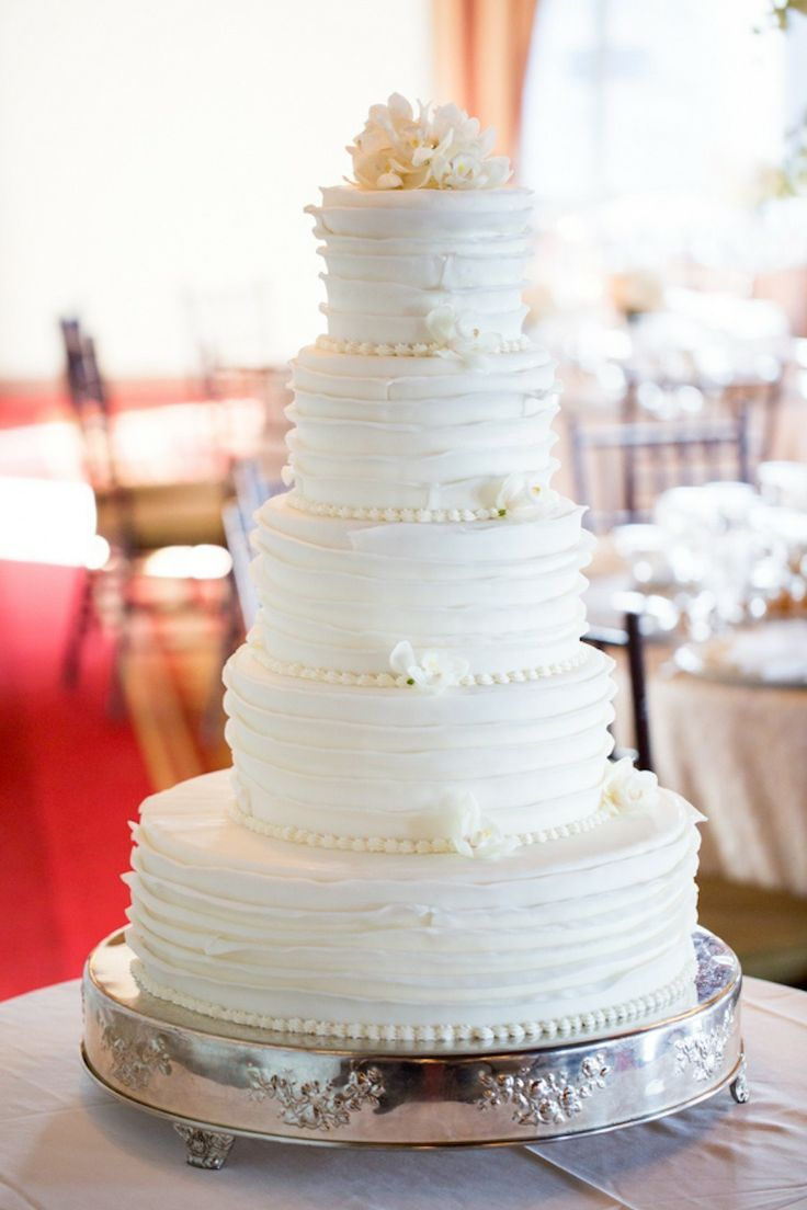 14 best Wedding cakes images on Pinterest