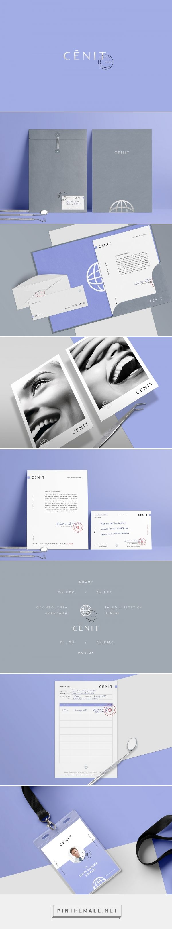 CNIT Advanced Dentistry Branding by Paradoja mx
