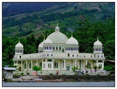 Mosque at Bacolod Kalawi