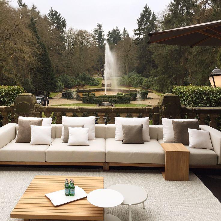 17 Best Images About Tribù Vis á Vis On Pinterest | Gardens, Teak ... Outdoor Lounge Vis A Vis