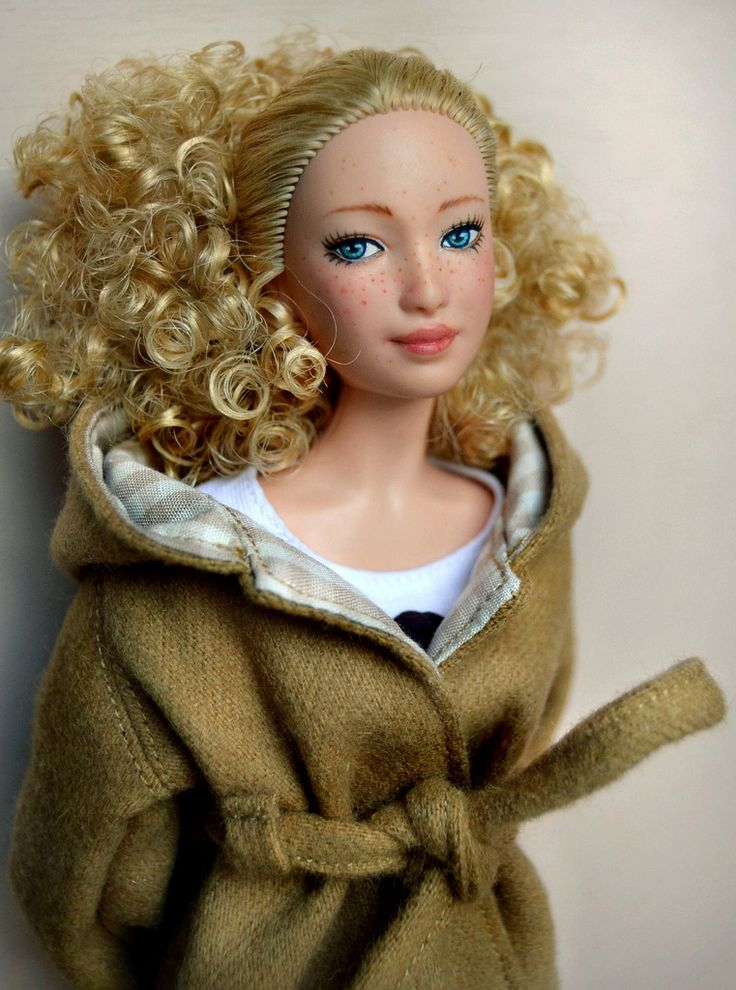 barbie is not the real definition of beauty Barbie, sexualisation and body image: the  of impossible beauty and those who point at barbie's 150 careers  not hoping for much from the barbie.