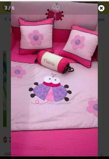 Protector cama cuna