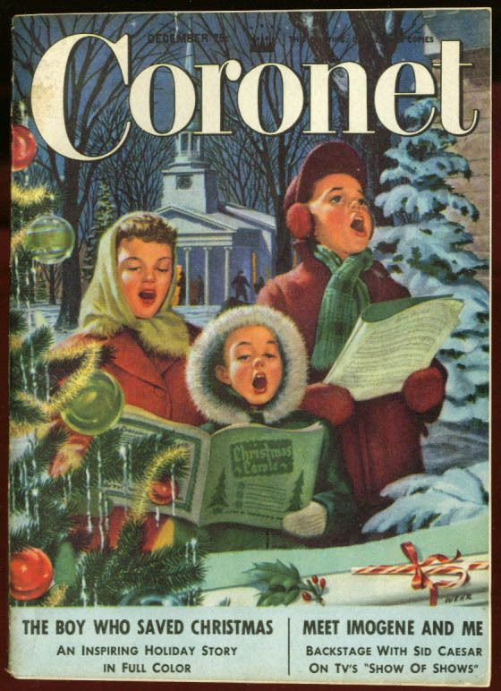 141 best Christmas Magazines : The Fifties images on Pinterest ...