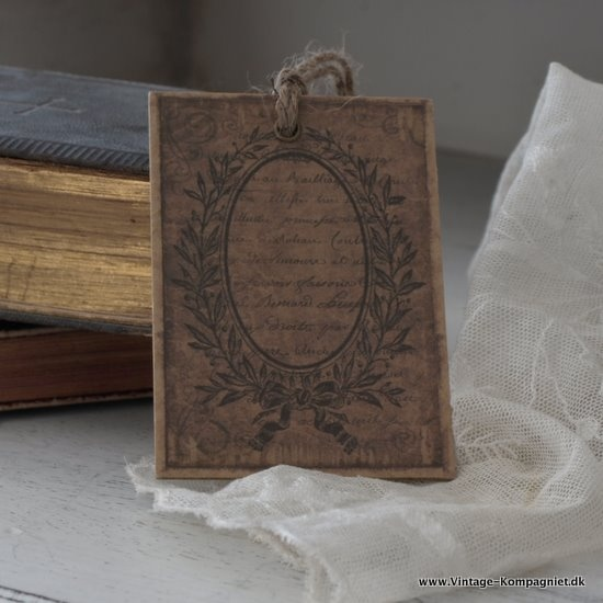 Gift tag - one of the beautiful ones ;o)