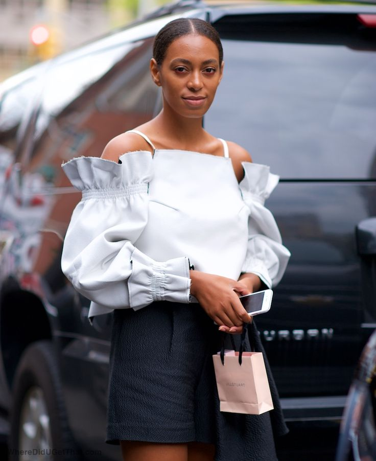 New York Fashion Week – Part 1 | WhereDidUGetThat | Bloglovin'