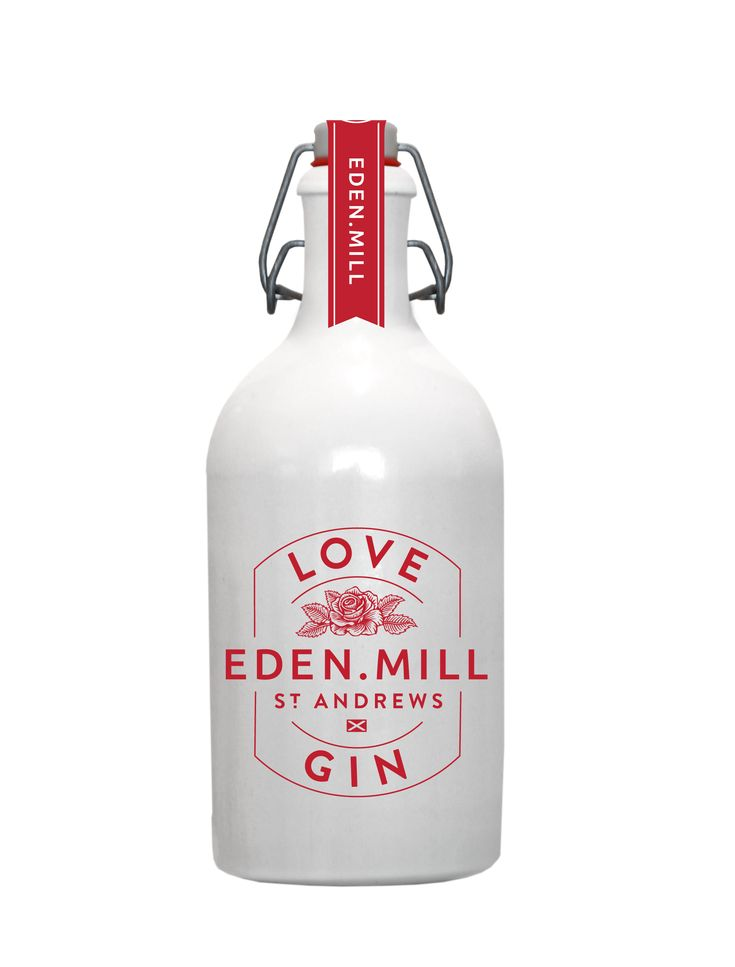 The famous Pink Love Gin from Eden Mill. You fell head over heels for its floral and warm berry notes. A favourite of bartenders around the country.