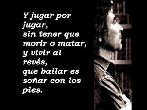 Jugar por Jugar - Joaquín Sabina