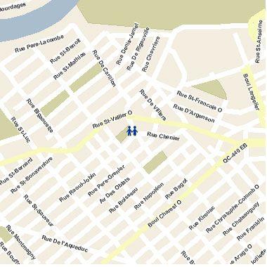 Jardin d'enfants Durocher | 290 rue de Carillon