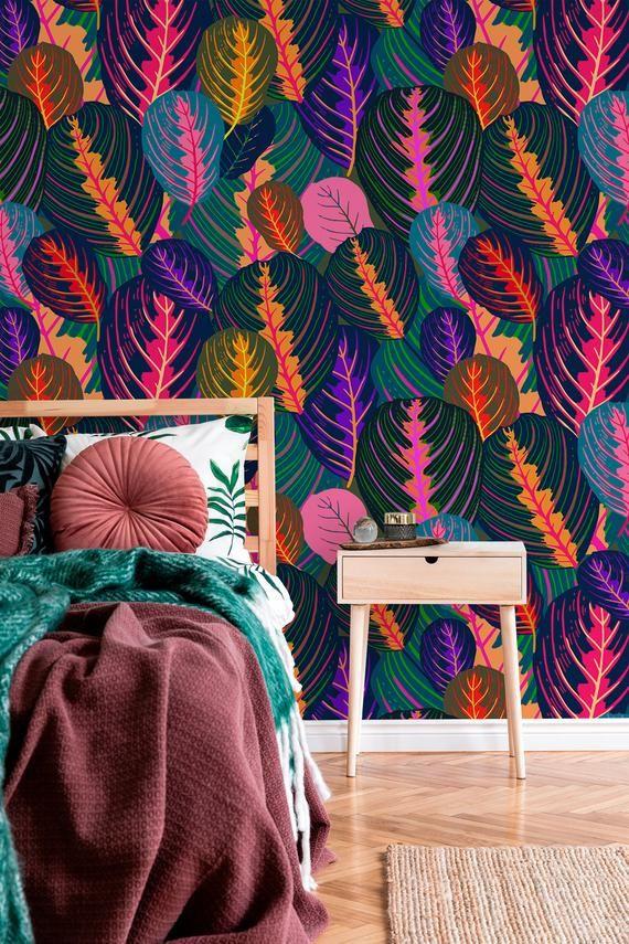 Removable Wallpaper Scandinavian Wallpaper Temporary Etsy In 2020 Scandinavian Wallpaper Removable Wallpaper Temporary Wallpaper