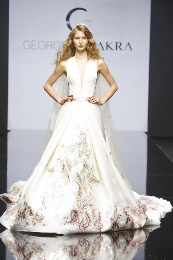 Georges Chakra Couture Fall Winter 2016 Paris
