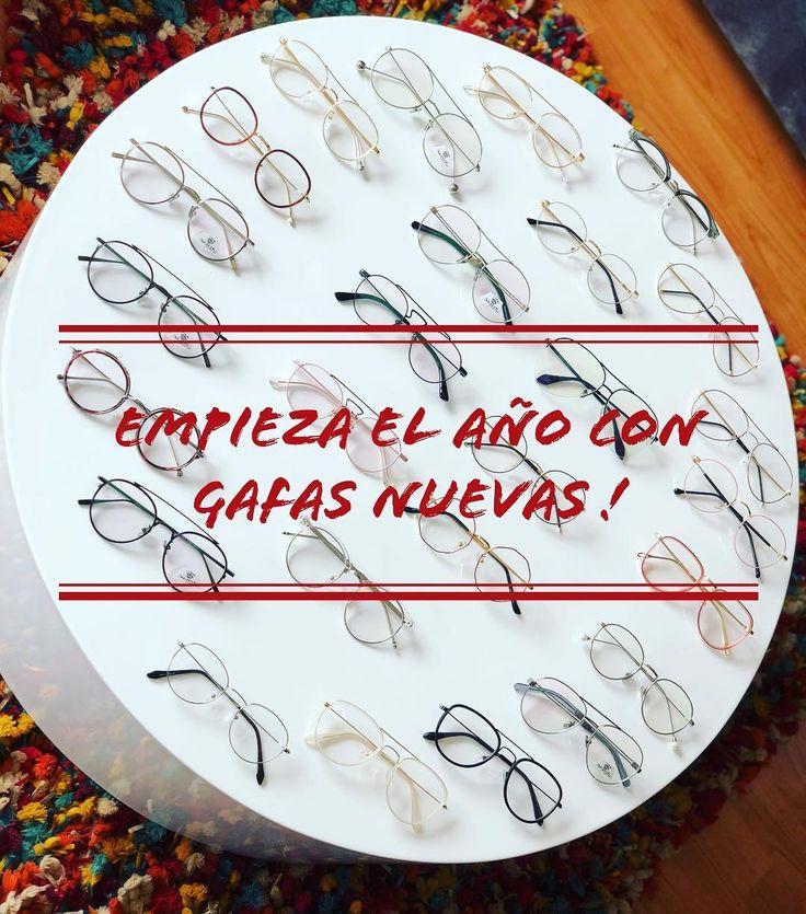 Empieza este 2018 estrenando gafas ! tu salud visual está primero y mejor si la llevas con el mejor estilo  - puntos de venta Barranquilla y Valledupar - envíos gratis a todo el pais #gafas #monturas #moda #opticascolombia #lentes #saludvisual