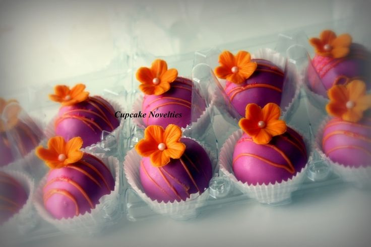 Pink and Purple Cake Pops | ... Cakes, Cupcakes, Wedding Cakes, Cake Pops, Cookies, Pie Pops in