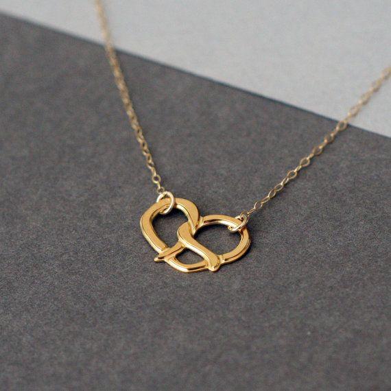 17+ best ideas about Pretzel Necklace on Pinterest
