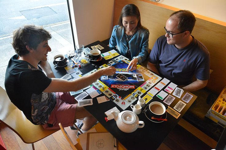 Club Sosay Board Games Café