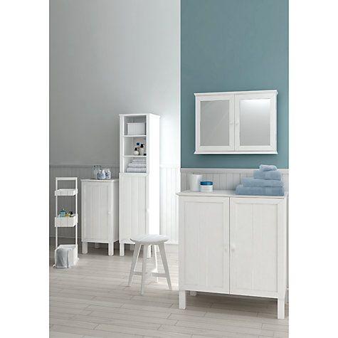 Buy John Lewis St Ives Towel Cupboard Online at johnlewis.com