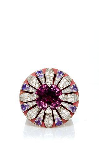 Kaleidoscope Ring by LORENZ BAUMER for Preorder on Moda Operandi