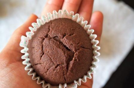 Веганские Шоколадные Кексы из Кукурузной Муки - Простой Рецепт