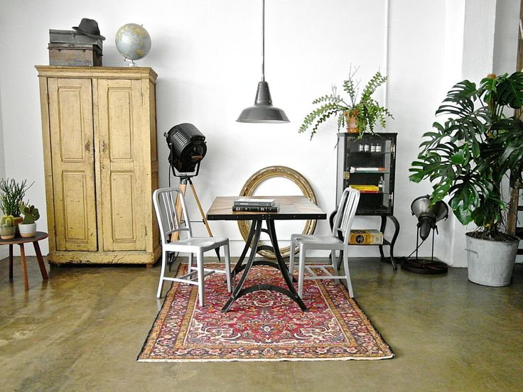 Interior design by Harvest   Co   a set up with a mix of vintage. 37 best Industrial Chic Interiors images on Pinterest   Industrial