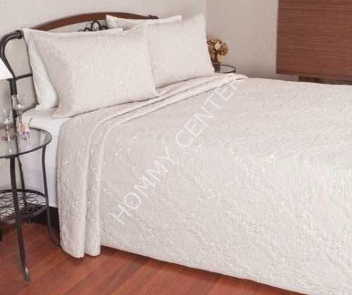 Begonville Lianna Bej Yatak Örtüsü Tek Kişilik | Begonville | Yatak Setleri