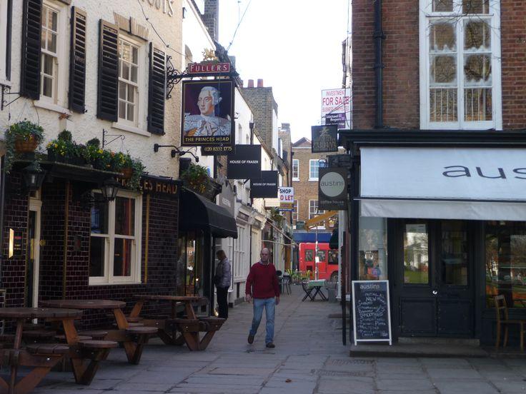 Beautiful #Richmond, #London. www.thelondonsalad.com