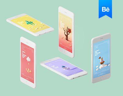 다음 @Behance 프로젝트 확인: \u201cD-D Play\u201d https://www.behance.net/gallery/35452259/D-D-Play