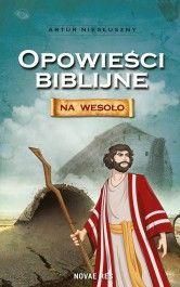 Opowieści biblijne na wesoło - jedynie 21,46zł w matras.pl