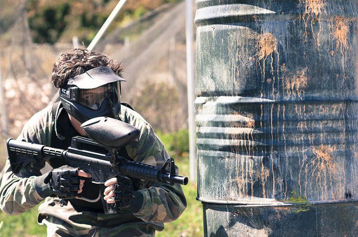 PACK M16 – COMBAPAINTBALL