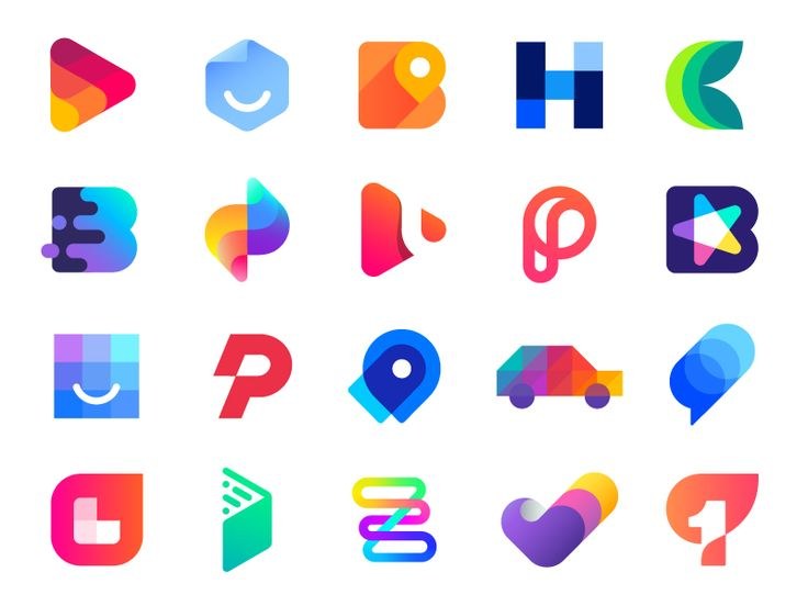 Logo Collection 2 Behance by Vadim Carazan