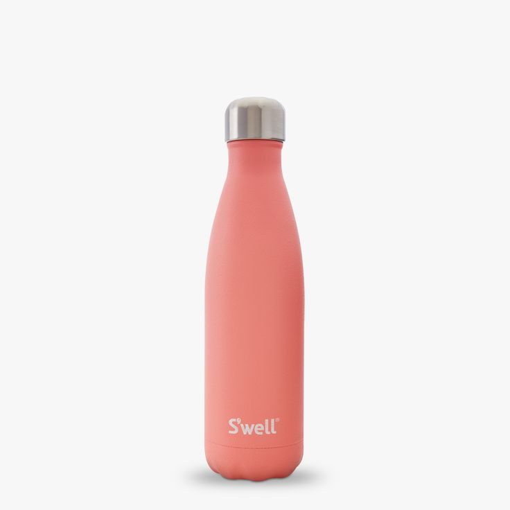 I want one of these!! Swell Bottle: Keeps your drinks cold for 24 hours, hot for 12.