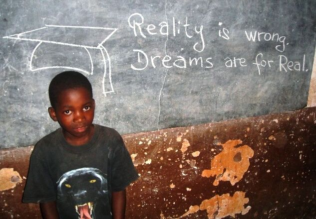 reality is wrong. dreams are for real