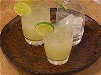 Margarita time! Trick for juicing limes in seconds