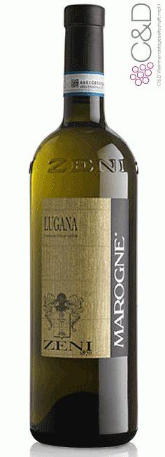 Folgen Sie diesem Link für mehr Details über den Wein: http://www.c-und-d.de/Veneto/Lugana-Marogne-2014-Zeni_71959.html?utm_source=71959&utm_medium=Link&utm_campaign=Pinterest&actid=453&refid=43 | #wine #whitewine #wein #weisswein #veneto #italien #71959