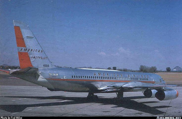 Photos: Convair 990 (30-5) Aircraft Pictures | Airliners