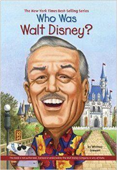 Who Was Walt Disney Comprehensive Interactive Read Aloud Plans  #interactivereadaloud #waltdisney