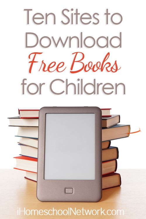 Best 25 free books ideas on pinterest free books online ten sites to download free books for children ihomeschoolnet ihsnet fandeluxe Document