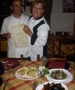 Duca di Orvieto, cooking classes