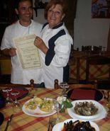 Duca di Orvieto, cooking classes
