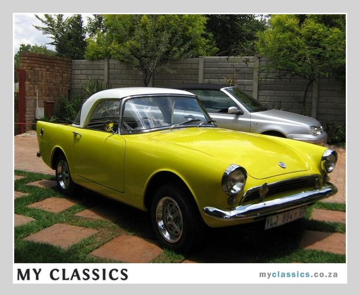 113 Best Sunbeam Tiger And Alpine Images On Pinterest
