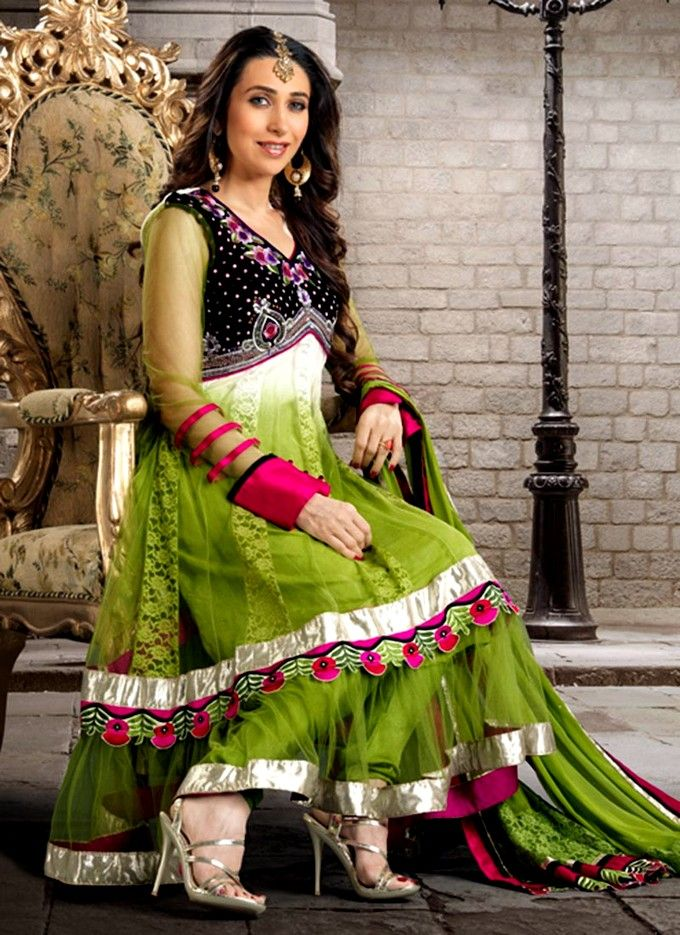 Indian Anarkali Dresses | Latest Anarkali Frock Collection 2013 » Indian-Anarkali-Dresses-2013