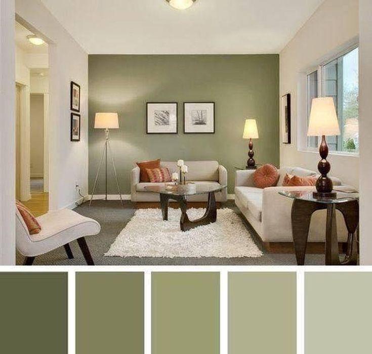 42 Best Paint Color Ideas For Living Room Couleur Salon Deco Maison Interieur Deco Maison